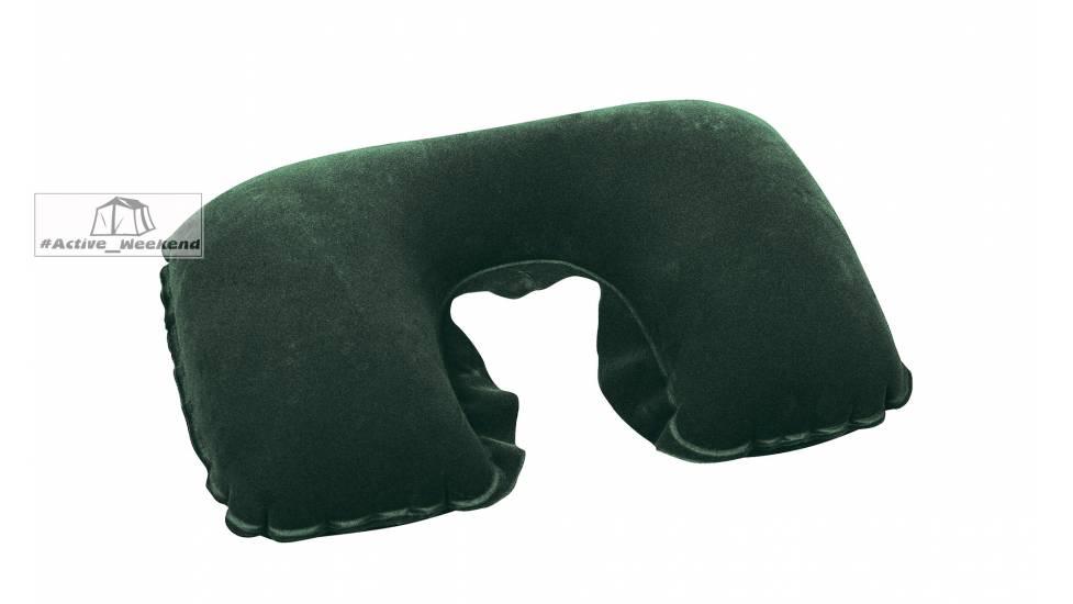 Надувная подушка-подголовник 67006 BestWay Flocked Air Pillow
