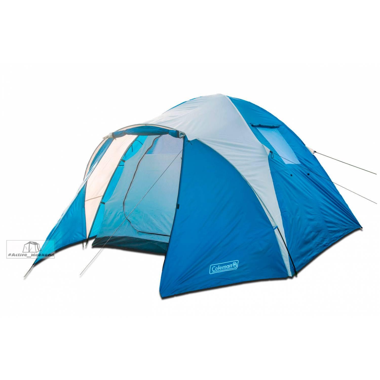 Палатка 4-х местная Coleman 1004