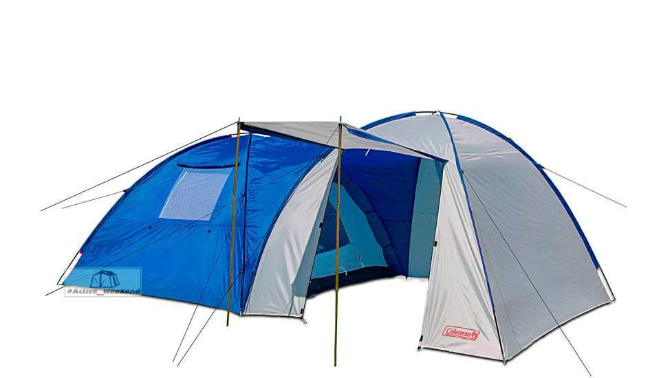 Палатка 4-х местная Coleman 2908