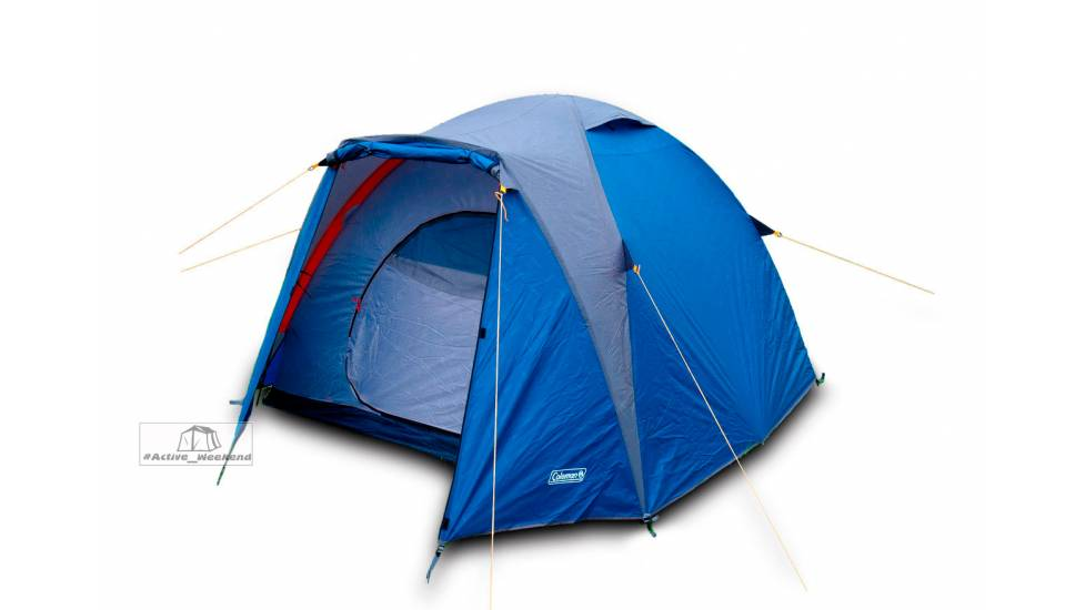 Палатка 3-х местная Coleman X-1011