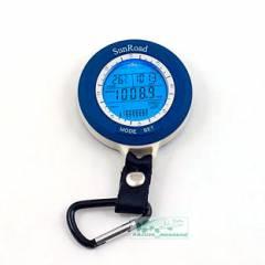 Карманный барометр рыбака Smart Digital Fishing Barometer