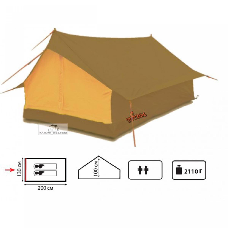 Универсальная палатка Totem Bluebird