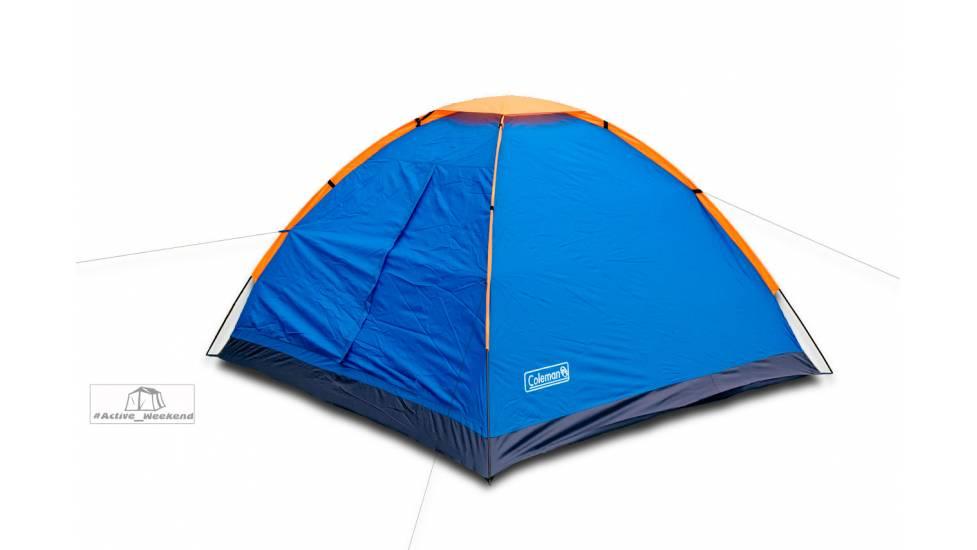 Палатка 3-х местная Coleman 1012