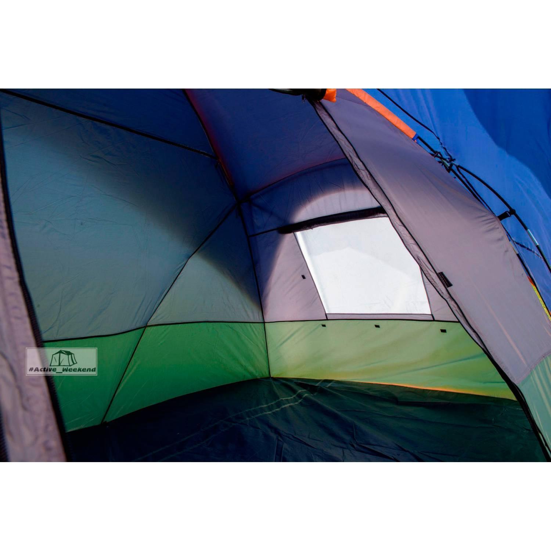 Палатка 4-х местная Coleman 1100