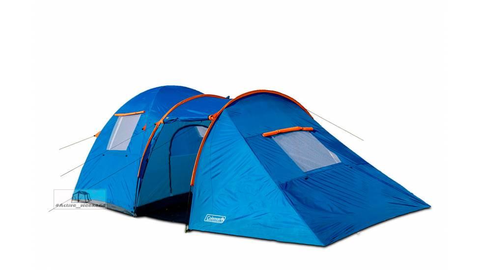 Палатка 7- ми местная Coleman 1901