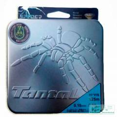 "Шнур плетеный ""Dyneema"" Tantal SPYDER Tricon, 125м (0,10 - 0,5 мм)"