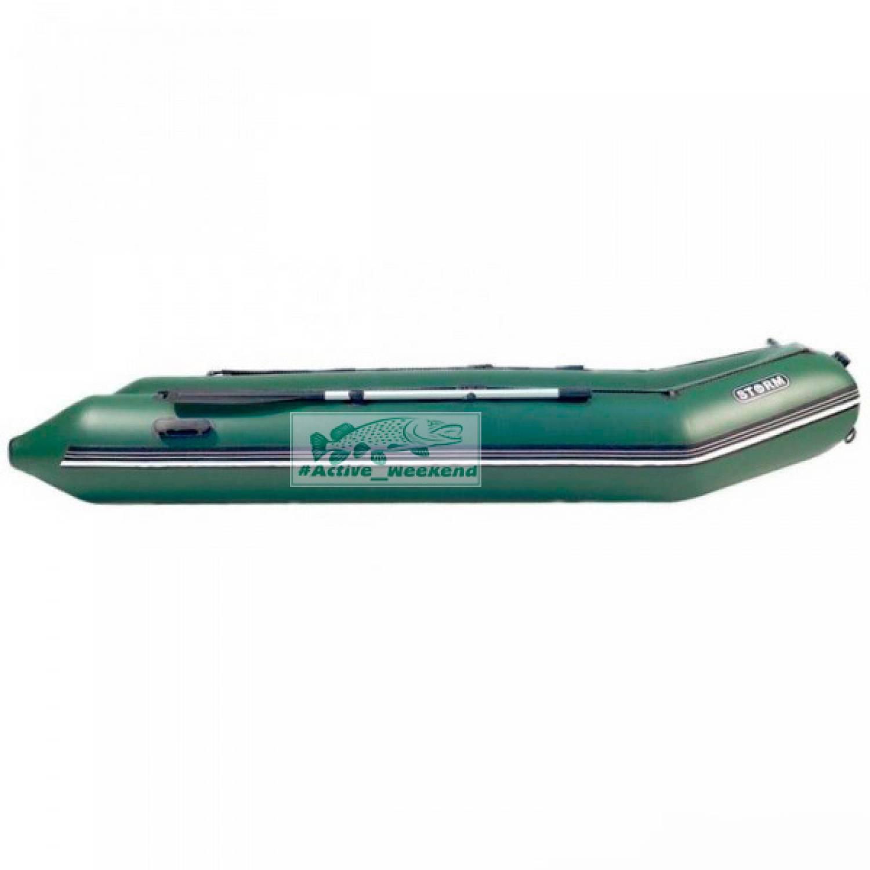 Моторная надувная лодка STORM Stk300
