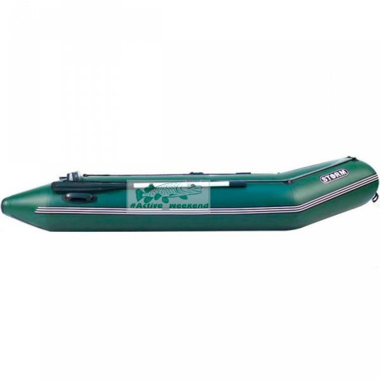 Моторная надувная лодка STORM Stm 280
