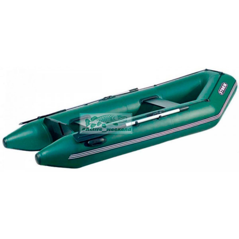 Моторная надувная лодка STORM Stm260