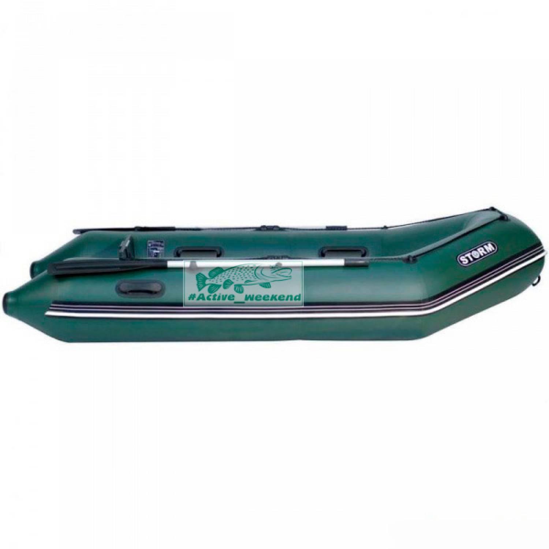 Моторная надувная лодка STORM Stm 280-40