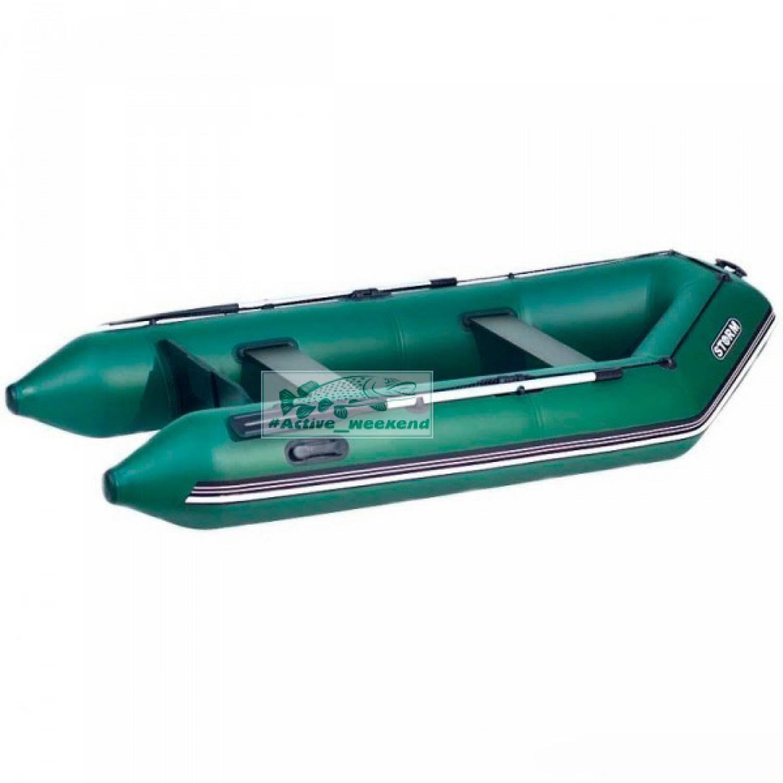 Моторная надувная лодка STORM Stm 300
