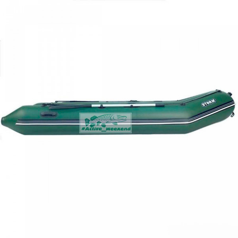 Моторная надувная лодка STORM Stm 330