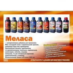 Меласа Rost ароматизованая, 500 мл.