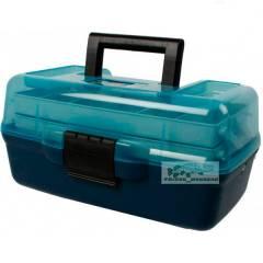 Ящик Aquatech 2 полочный 1702, прозрачная крышка