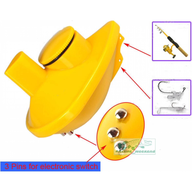 Беспроводной эхолот LUCKY Fish Finder ffw718 Wireless