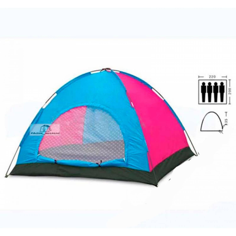 Палатка Shengyuan SY-013 4-х местная