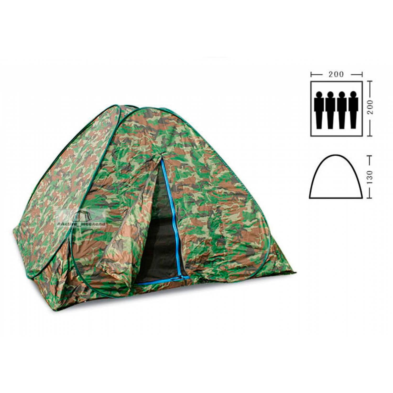 Как складывать палатку восьмеркой схема в картинках