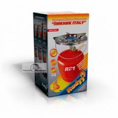 """Газовый примус """"Пикник-Italy"""" """"RUDYY Rk-1"""" 2,5 литра"""