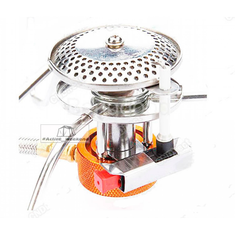 Газовая горелка с пьезоподжигом Outddor 1200 Вт.